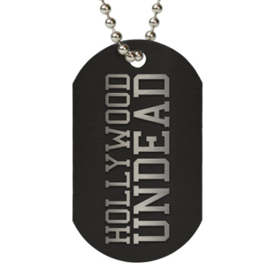 Жетон dog-tag Hollywood Undead
