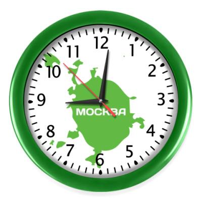 Настенные часы Москва