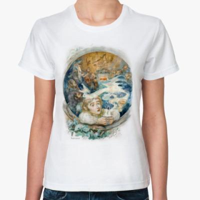 Классическая футболка Хоббит