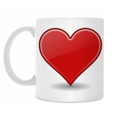 Кружка Сердце