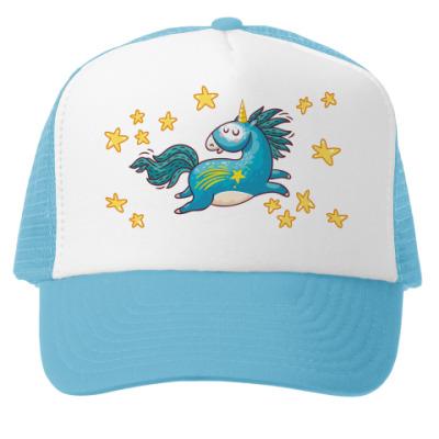 Кепка-тракер Star Unicorn
