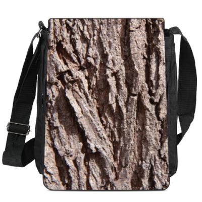 Сумка-планшет Кора дерева