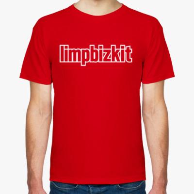 Футболка Limp Bizkit