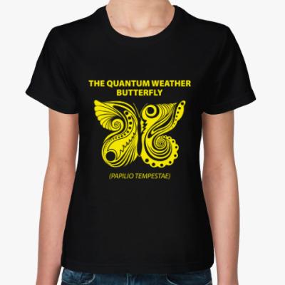Женская футболка Butterfly