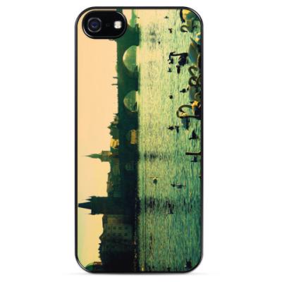 Чехол для iPhone 'Сказочная Прага'
