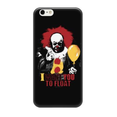 Чехол для iPhone 6/6s Clown It by Stephen King