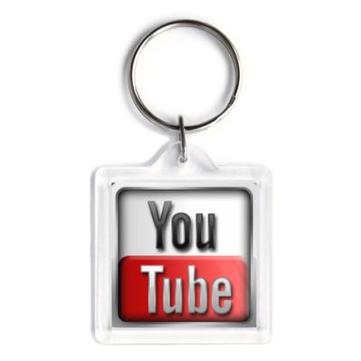 Брелок YouTube
