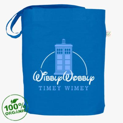 Сумка Wibbly Wobbly Timey Wimey