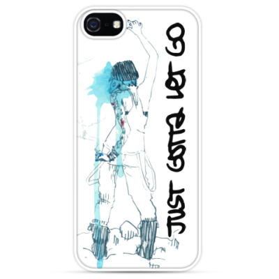 Чехол для iPhone chloe's blueback