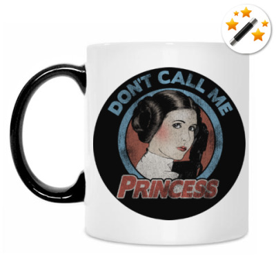 Кружка-хамелеон Star Wars Princess Leia Organa