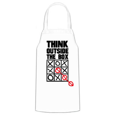 Фартук  Think Outside The Box
