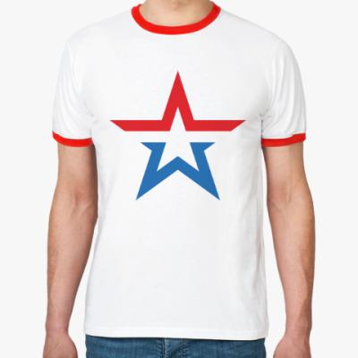 Футболка Ringer-T Армия России