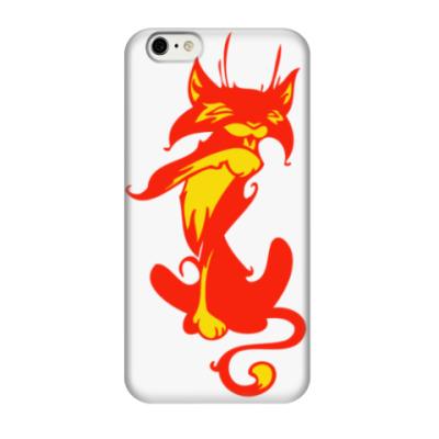 Чехол для iPhone 6/6s Кот