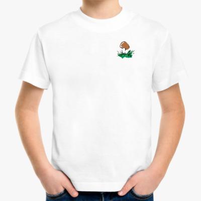 Детская футболка Грибочек