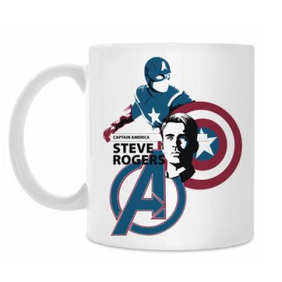 Кружка Steve
