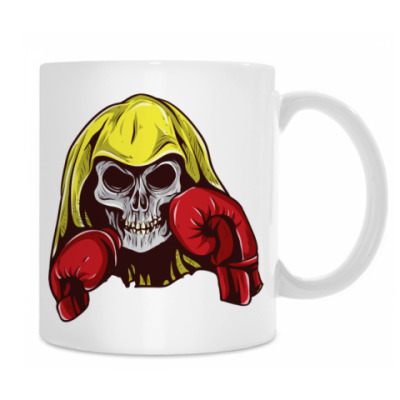 Boxing Skull