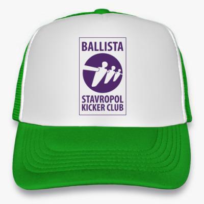 Кепка-тракер BalliStа