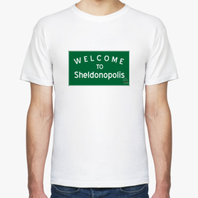Футболка Sheldonopolis