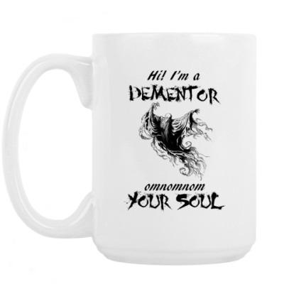 Кружка Дементор