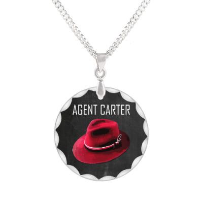 Кулон Agent Carter