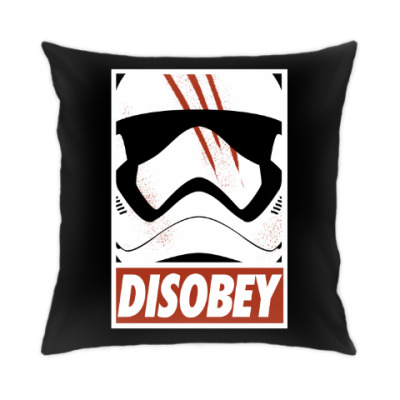 Подушка Star Wars: Disobey