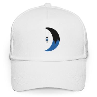 Кепка бейсболка Качели на Луне