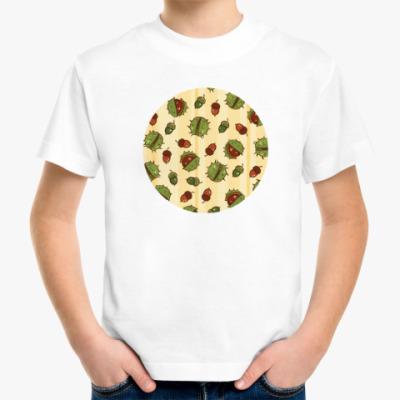 Детская футболка Дары природы