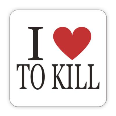Почему я люблю убивать