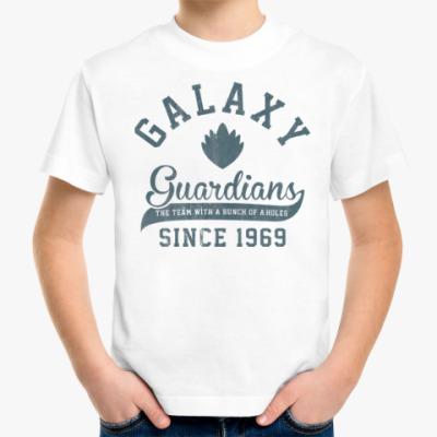 Детская футболка Стражи Галактики