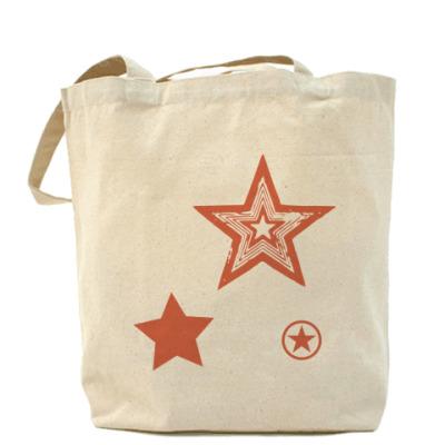 Сумка Холщовая сумка     Red Star