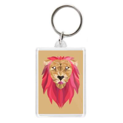 Брелок Лев / Lion