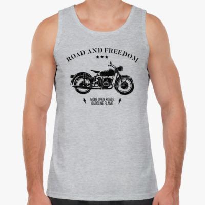 Майка Король дорог (мотоцикл)
