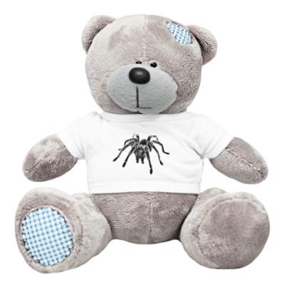 Плюшевый мишка Тедди тарантул