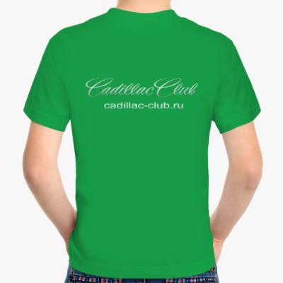 Детская футболка Sol's, зеленая