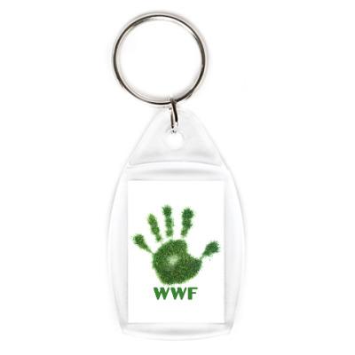 Брелок WWF. Дай пять!