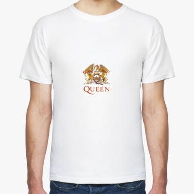 Футболка I love Queen