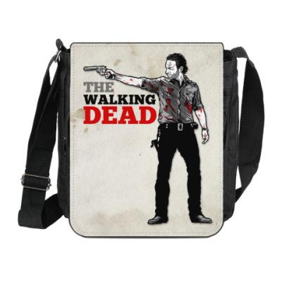 Сумка на плечо (мини-планшет) The Walking Dead