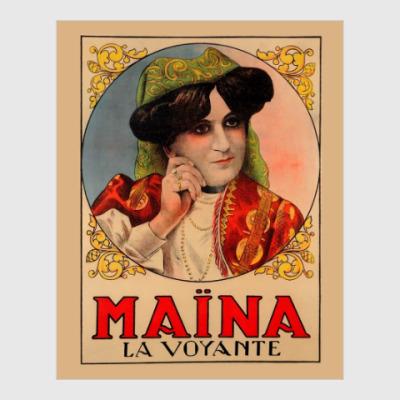 Постер Maina
