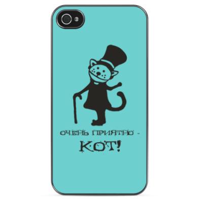 Чехол для iPhone 'Котик'