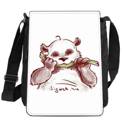 Сумка-планшет  Панда