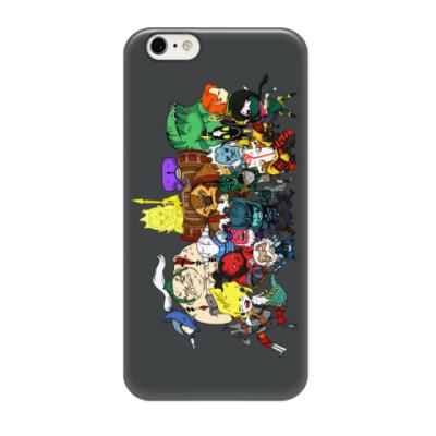 Чехол для iPhone 6/6s Play Hard!