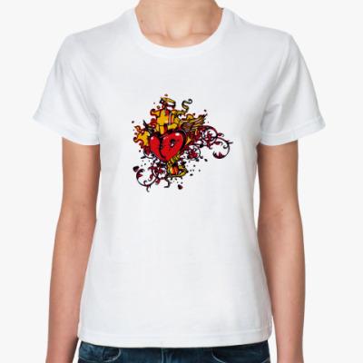 Классическая футболка Душа и жертва
