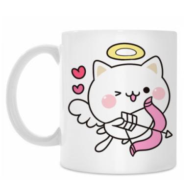Кружка Kitty Angel