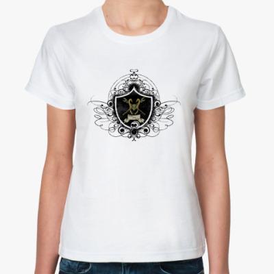 Классическая футболка Герб Локи
