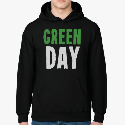 Толстовка худи Green Day