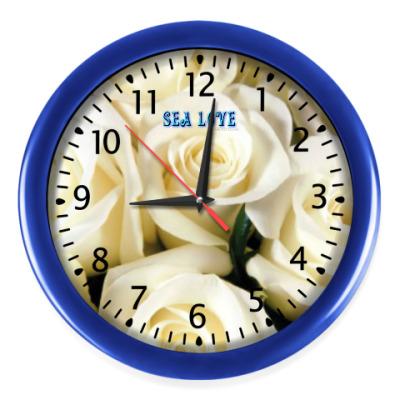 Настенные часы любовь