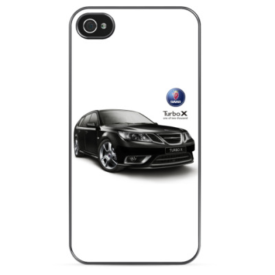 Чехол для iPhone SAAB Turbo-X