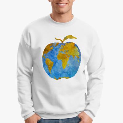 Свитшот Apple Earth
