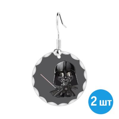 Серьги Star Wars: Darth Vader