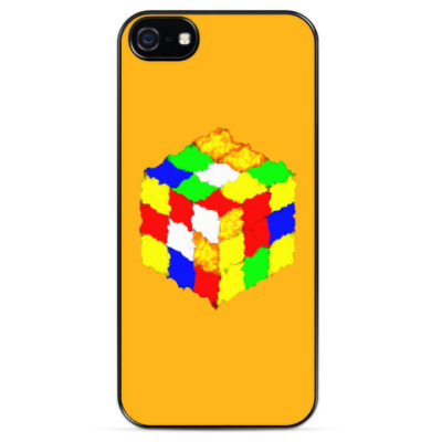Чехол для iPhone Кубик Рубика
